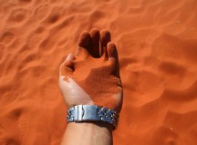 Red Sand,  NT