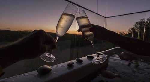 Gilberton Outback Retreat Bath Champagne