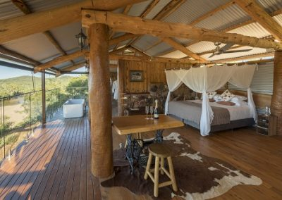 Gilberton Outback Retreat bedroom 6000px